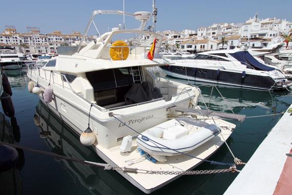 1996 ferretti yachts 175 yacht di lusso usato ferretti for G ferretti bathroom