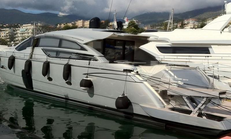 2009 pershing 80 yacht di lusso usato ferretti group for G ferretti bathroom