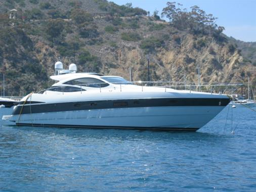 2005_PERSHING_50'_-_Surface_drive